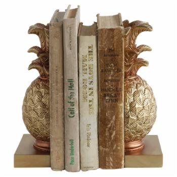 3R Studios Pineapple Bookends