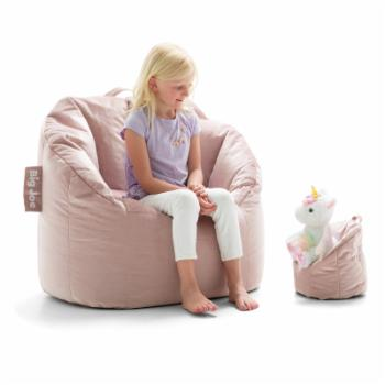 Big Joe My Doll and Me Bean Bag Chair with 18 in. Doll Chair