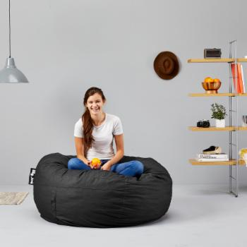 Big Joe Removable Cover Large Fuf Bean Bag