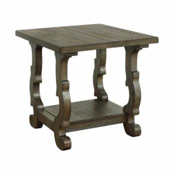 Coast to Coast Orchard Park Chairside End Table