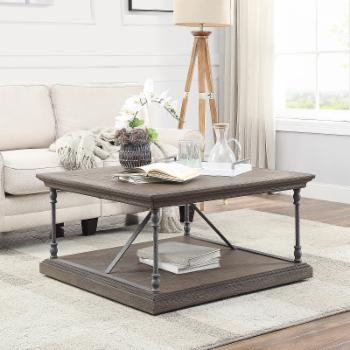 Coast to Coast Corbin Square Cocktail Table