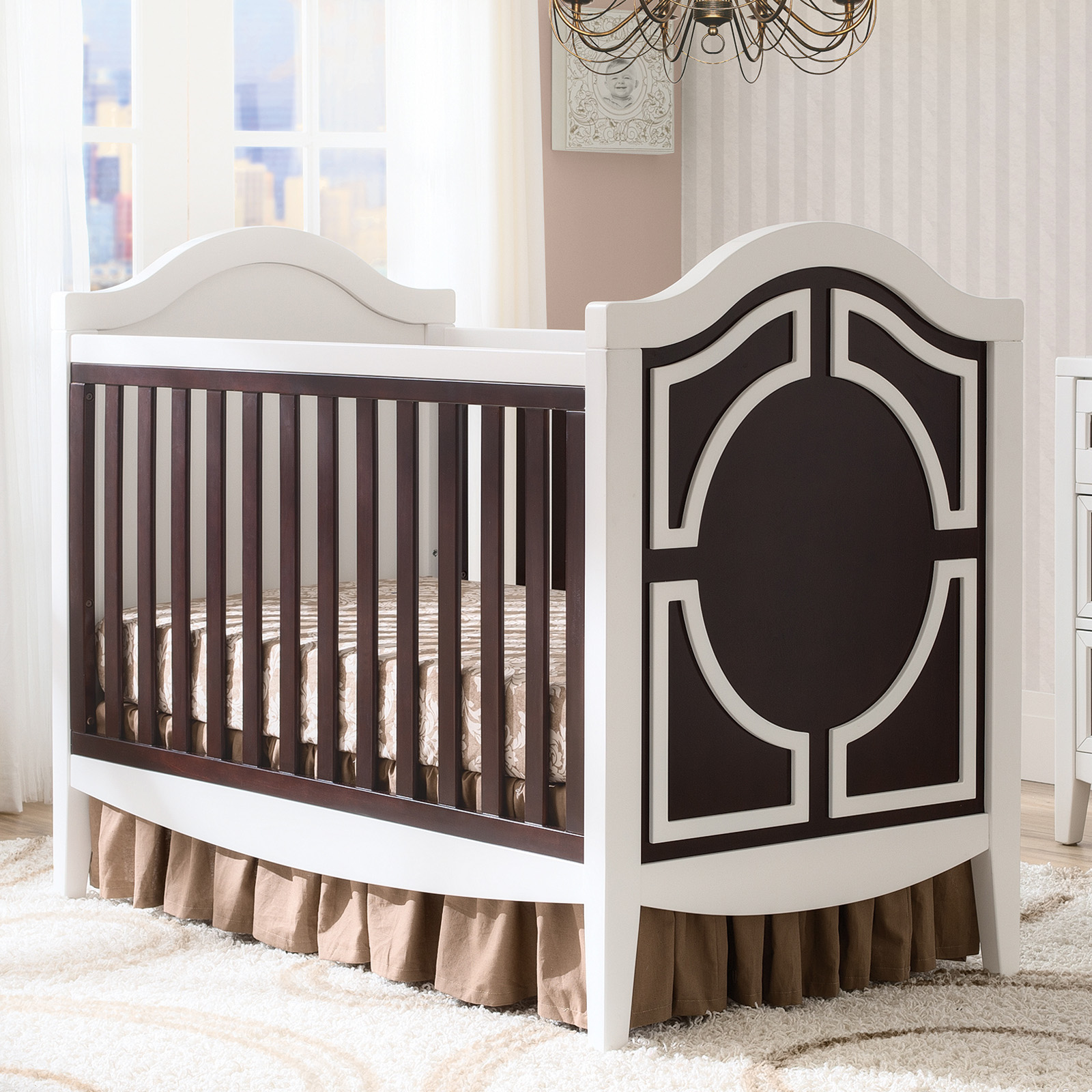 simmons kids hollywood 3 in 1 convertible crib hayneedle