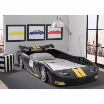Delta Children Turbo Race Car Bed