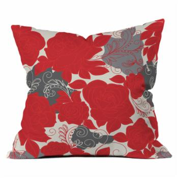 Deny Designs Khristian A Howell Rendezvous 4 Outdoor Throw Pillow