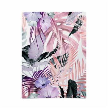 Deny Designs Iveta Abolina Tropical Punch Poster