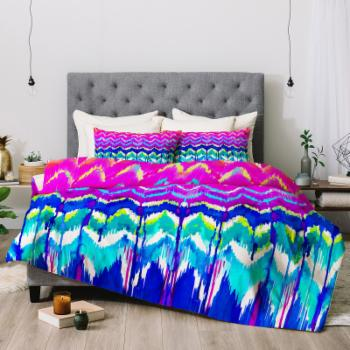 Holly Sharpe Summer Dreaming Comforter by Deny Designs