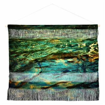 Deny Designs Krista Glavich Ripples Wall Hanging