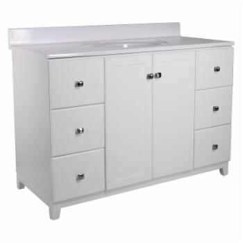 Design House 613091 Shorewood Single Sink Bathroom Vanity