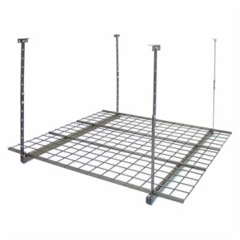 Hyloft 45 x 45 in. Ceiling Mounted Storage Rack