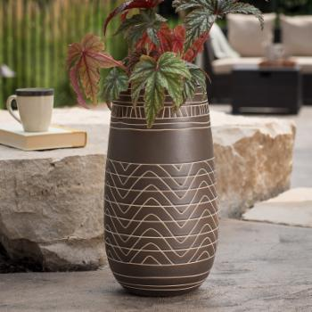 Belham Living Pelican Bay Ceramic Planter