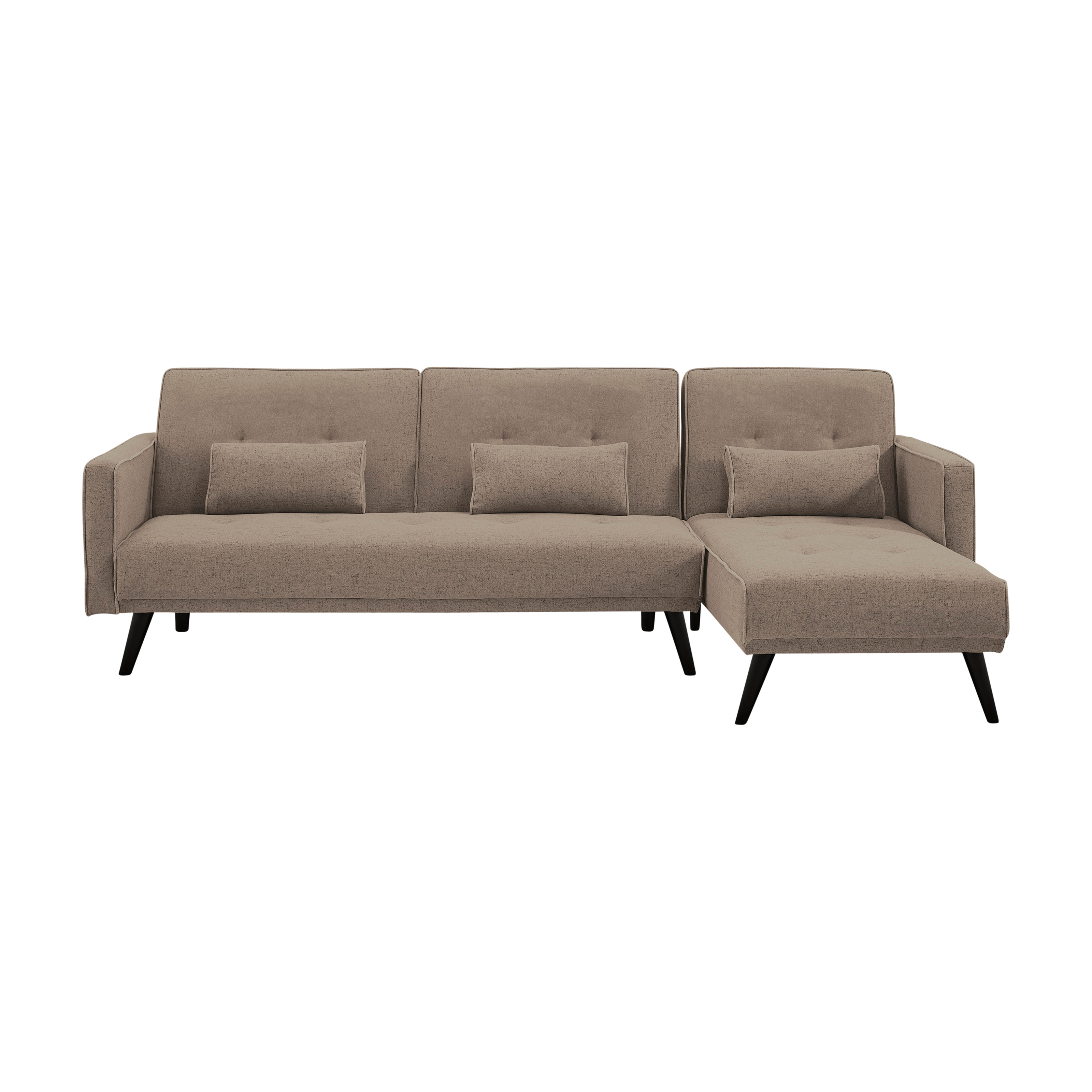 Sealy Jenna Sectional Convertible Sofa
