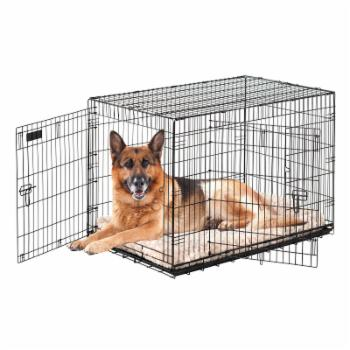 Precision Pet Great Crate Double Door Dog Crate