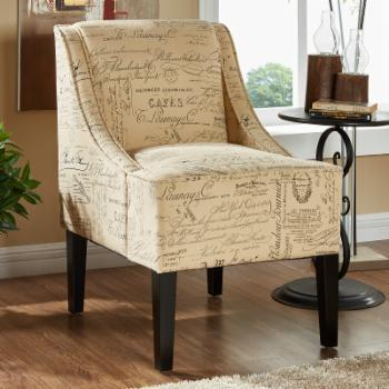 Phoenix Side Chair - Script