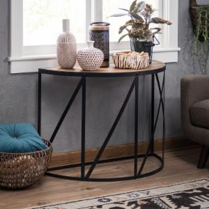 Farmhouse Cottage Style Console Tables Hayneedle - Cottage style console table