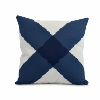 E by Design X Marks the Spot Outdoor Pillow