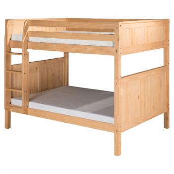 Camaflexi Panel Headboard Full over Full Bunk Bed