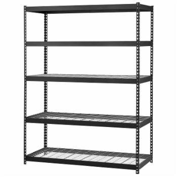 Muscle Rack 5-Tier Freestanding Shelving Unit