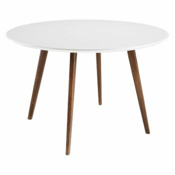 Modway Canvas Round Dining Table