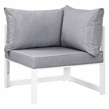 Modway Fortuna Patio Corner Armchair