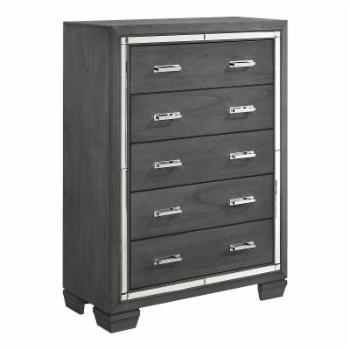 Picket House Furnishings Kenzie 5 Drawer Chest