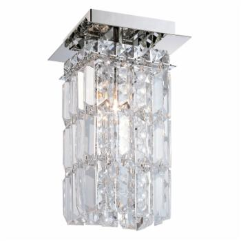ELK Lighting King FM1201-0-15 Flush Mount Light