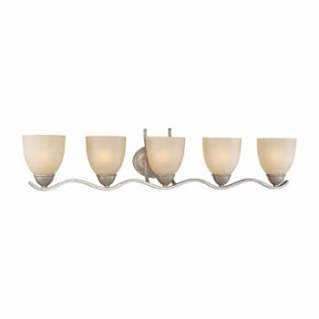 Thomas Lighting Triton 5 Light Bathroom Vanity Light