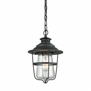 ELK Lighting San Mateo 45121/1 1 Light Outdoor Hanging Pendant Light