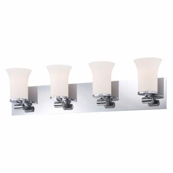 ELK Lighting Flare 4 Light Bathroom Vanity Light