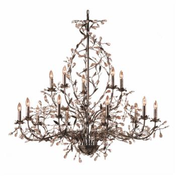 ELK Lighting Circeo Chandelier 8056/10+5 - 54W in.