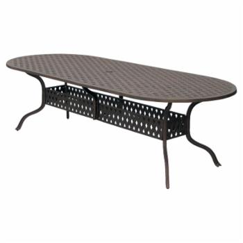 Darlee Series 30 Oval Dining Table - 102 in.