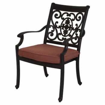 Darlee St. Cruz Patio Dining Chair - Set of 4