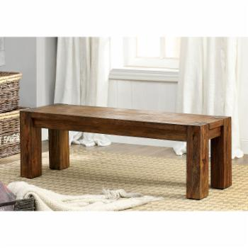 Furniture of America Branson Dining Bench