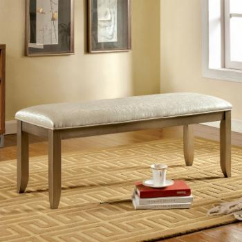 Furniture of America Parker Accent Bench
