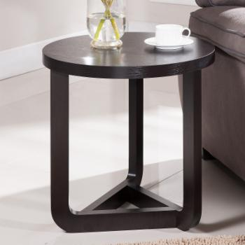 Furniture of America Accent End Table - Cappuccino