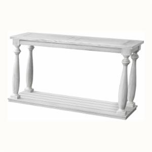 Farmhouse Cottage Style Console Tables Hayneedle Page - Cottage style console table