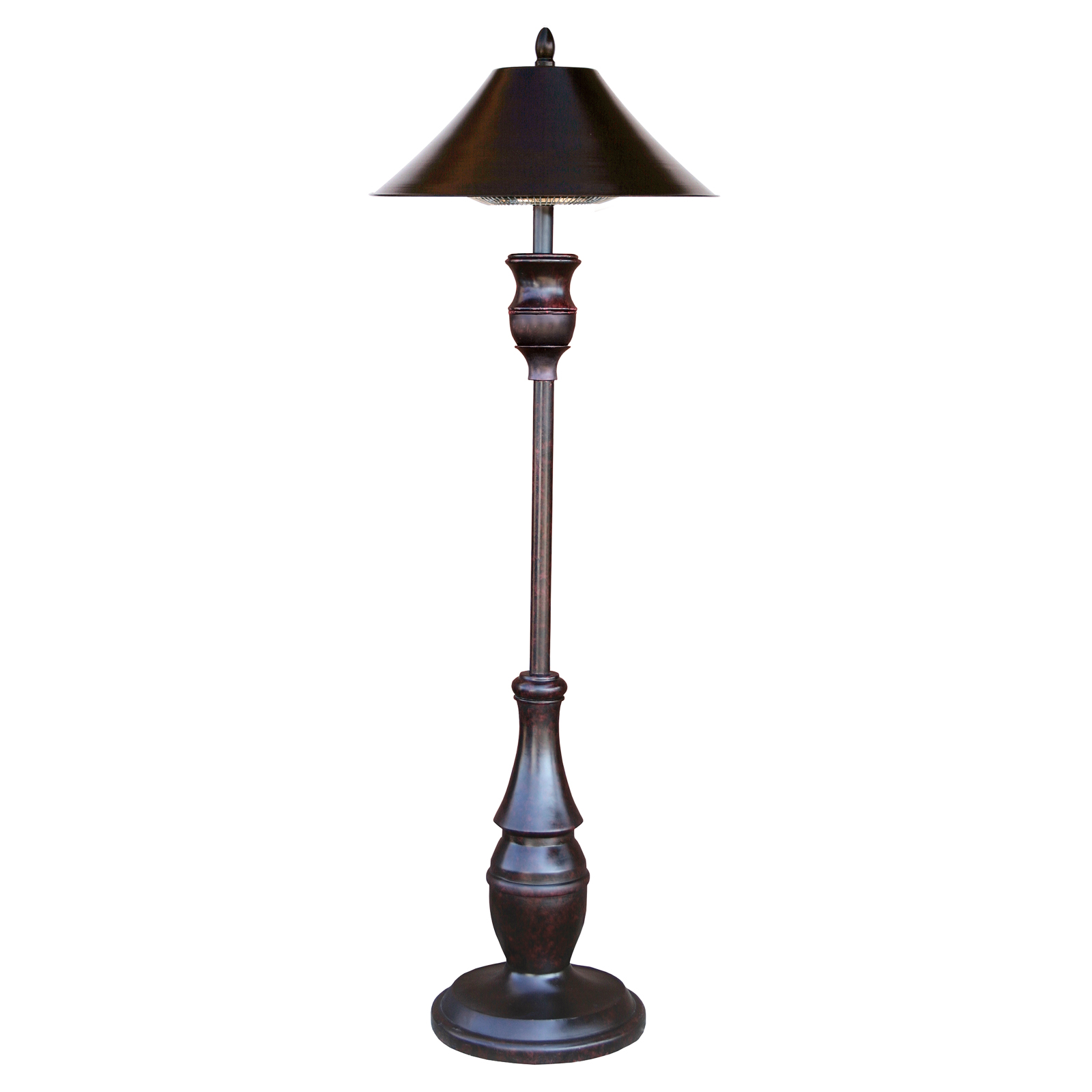 Northgate Floor Lamp Electric Outdoor Patio Heater - Patio Heaters ...