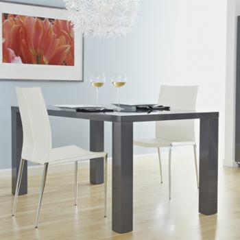 Euro Style Abby 5 Piece Dining Set with Max Chairs