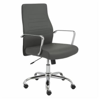 Euro Style Fenella Office Chair - Chrome
