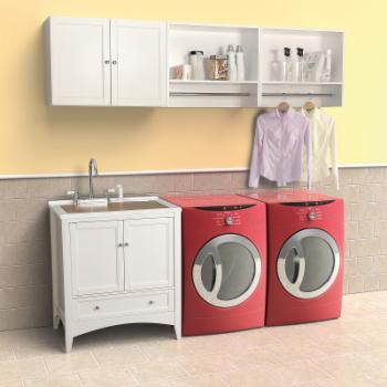 Foremost Berkshire 30-in. Laundry Vanity