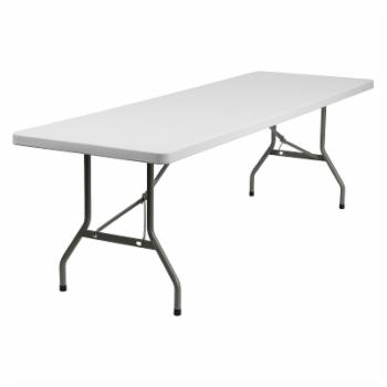 Flash Furniture 30 x 96 in. Rectangle Folding Table