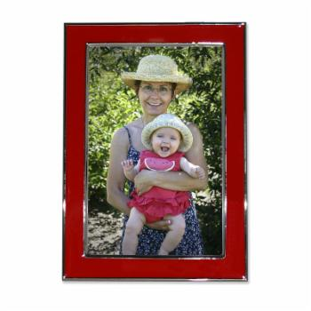 Lawrence Frames Enameled Picture Frame