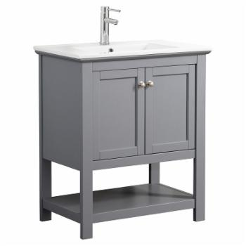 Fresca Manchester Black Traditional Bathroom Vanity