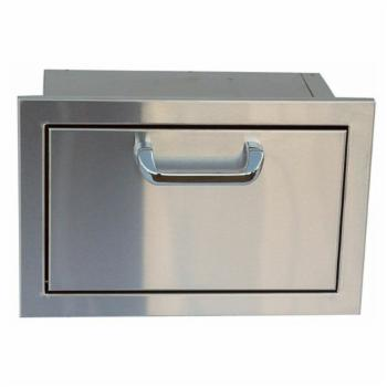 Outdoor GreatRoom Stainless Steel Single Drawer