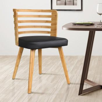 Gallerie Decor Metro Bamboo Dining Chair