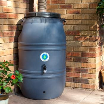 Great American 60 Gallon Rain Barrel