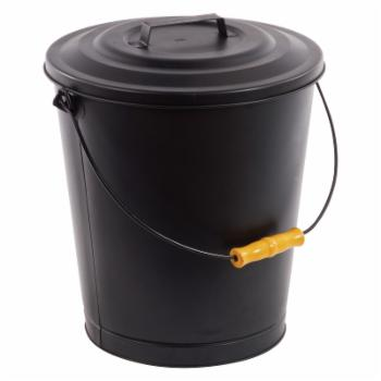 Pleasant Hearth 614 Ash Disposal Can with Lid