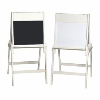 Gift Mark Childrens Blackboard and Dry Erase Easel