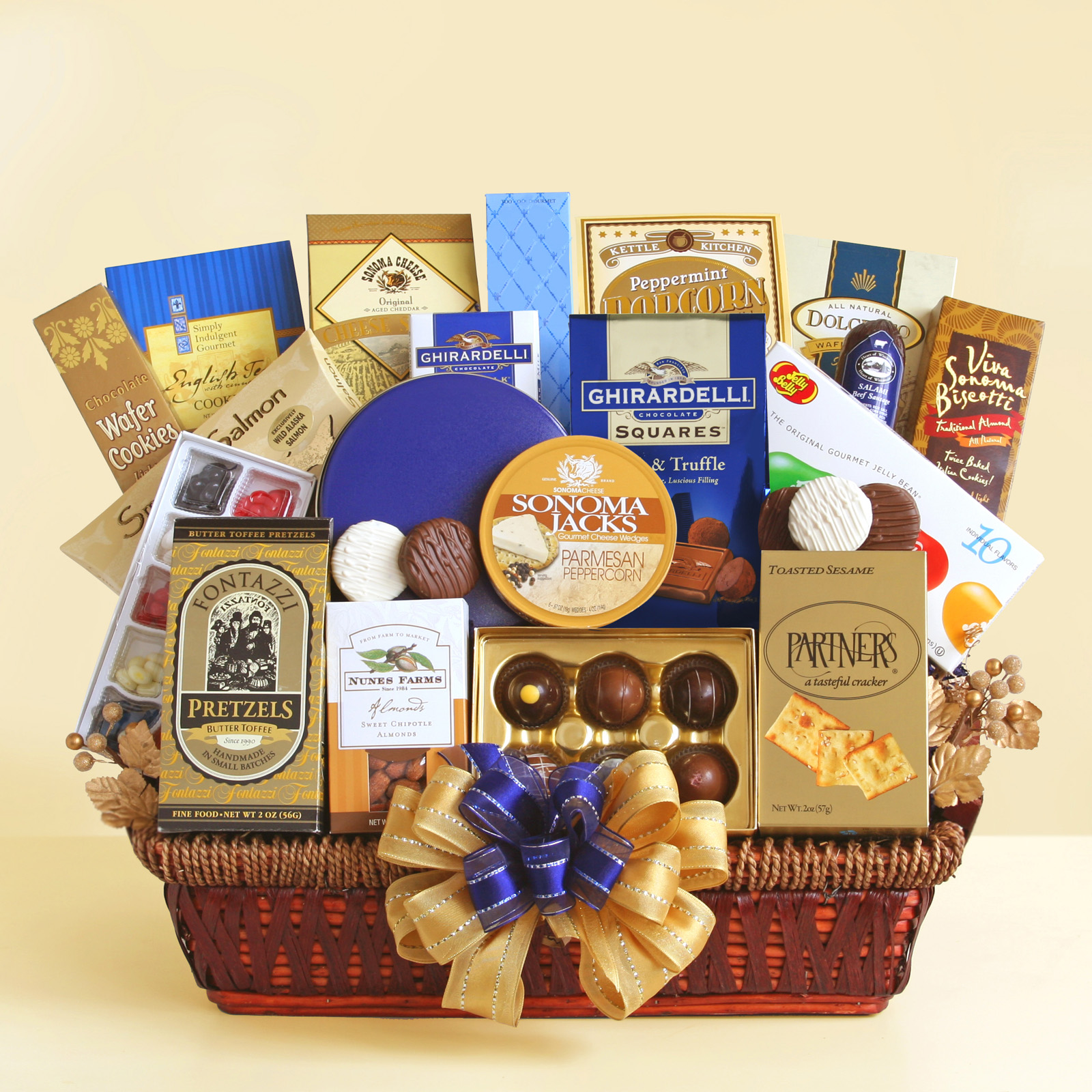 Executive Decision Gift Basket | Hayneedle