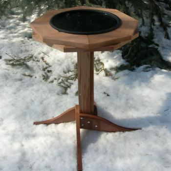 Songbird Essentials Heated Bird Bath