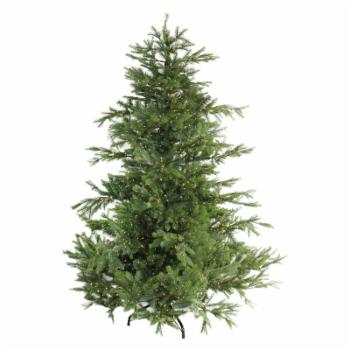 Northlight Pre Lit Oregon Noble Fir Artificial Christmas Tree